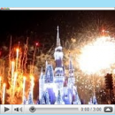 Firework at Disneyland Park 2013